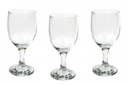 Set čaša za vino 3/1 - 240 mL